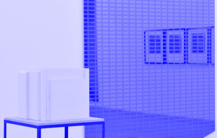 Armando Andrade Tudela I CarrerasMugica 2015 I Galeria Elba Benitez I Studio Violet blue