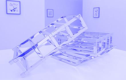 Arocha&Schraenen_Memory-I&II_mirror_Suburban_StudioViolet_ViolaEickmeier_blue
