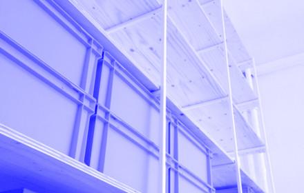 Studio Violet_Shelf 1303_Atelier_Viola Eickmeier_blue